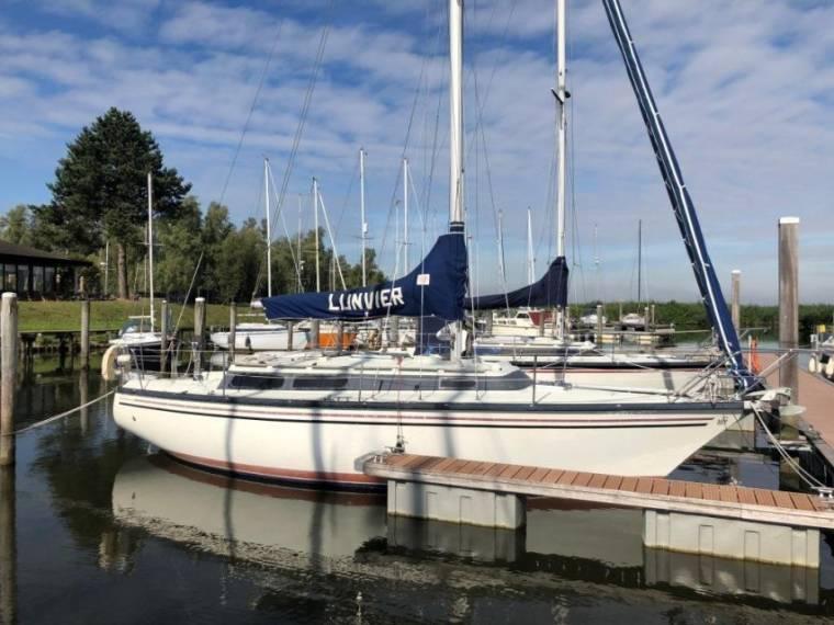Bootsport Segelboot Segelyacht Dufour 31