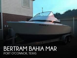 Bertram Bahia Mar 20