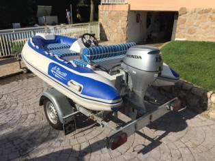 Semirrigida Blue Craft H-VENUS 290