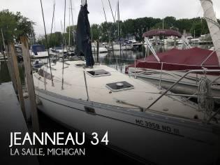 Jeanneau Sun Rise 34