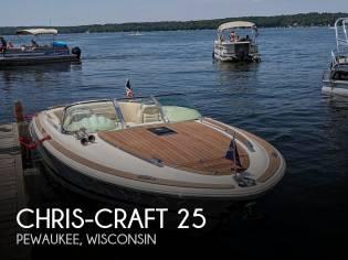 Chris-Craft Corsair 25