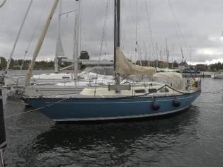 Custom Asmus KG Yachtbau Hanseat 70 B II