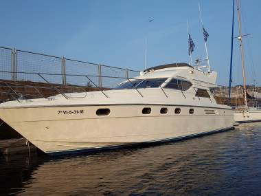 PRINCESS 470 motores 2004