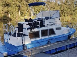 Andere holländisches Stahlverdrängerboot (MM)