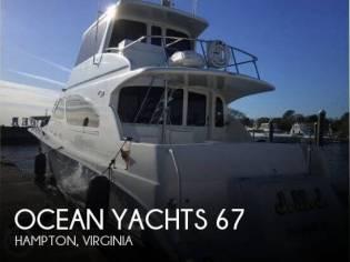 Ocean Yachts 65 Ocean Odyssey
