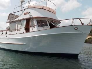 Trawler formosa 40 (grand banks)