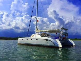 Fantasy Tourism 50 Ft Catamaran