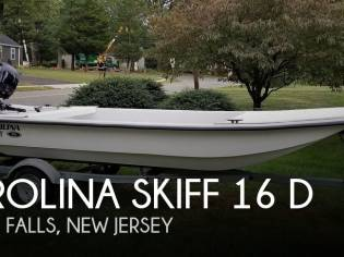Carolina Skiff 16 D