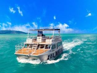 Catamaran 45 ft