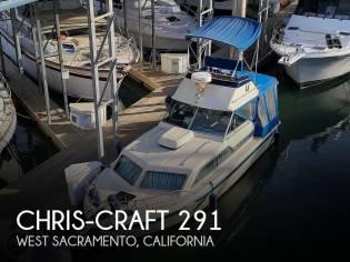 Chris-Craft Catalina 291