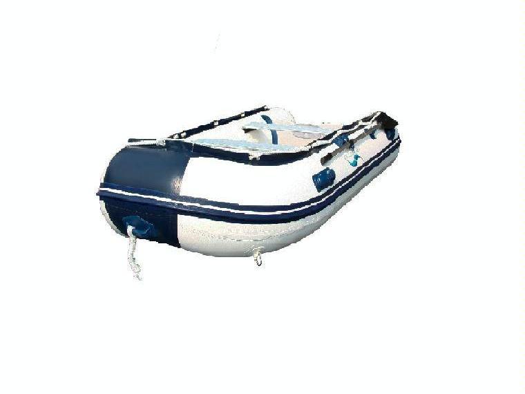 Bluecraft Schlauchboot BC-WAD 230 Airdeck