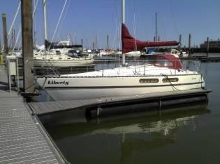 Segelboot Hai 760 KS