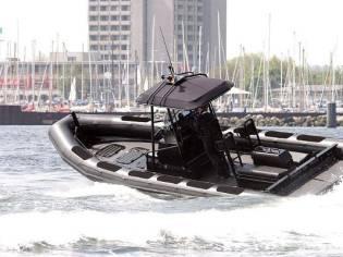 Custom TP Marine Patrollienboot