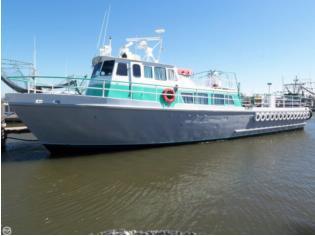 Stewart Seacraft 64 Crew Boat