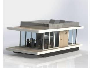 Dock 25 Houseboat D125
