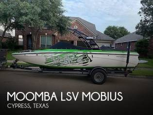 Moomba LSV Liquid Force Package