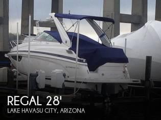 Regal Express Cruiser 28