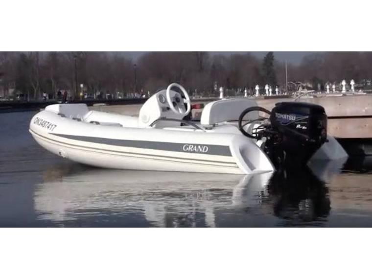 Schlauchboot G 340
