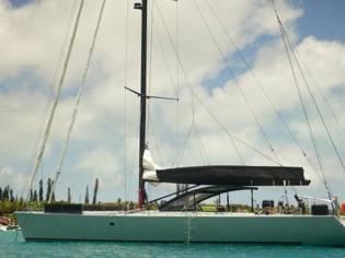 Mistral Composite Farr Yacht Design Sloop