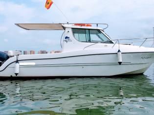 Sessa Marine Dorado 22