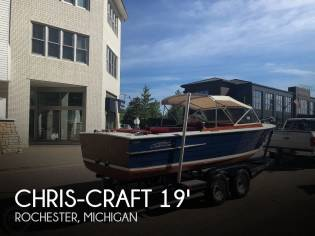 Chris-Craft Ranger Sea Skiff