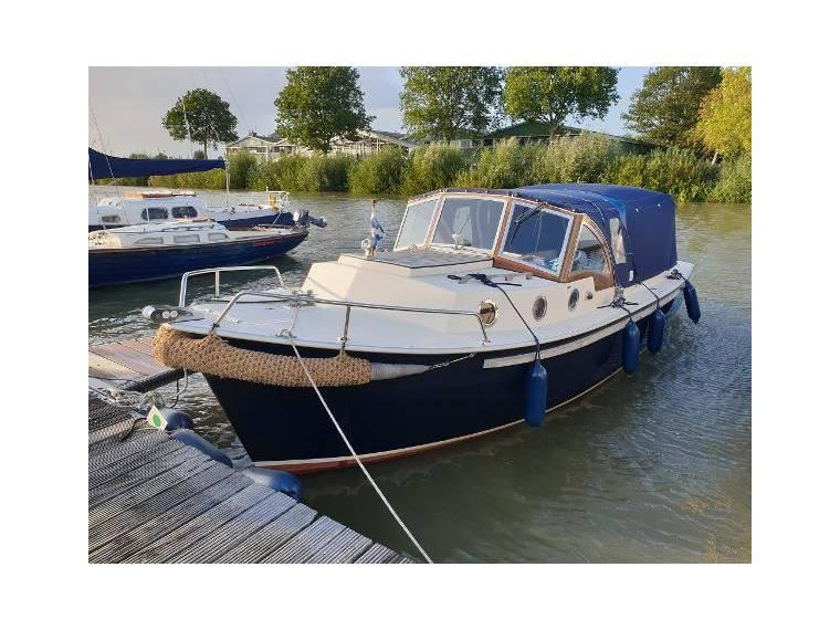 ONJ Motor Launches & Workboats ONJ Werkboot