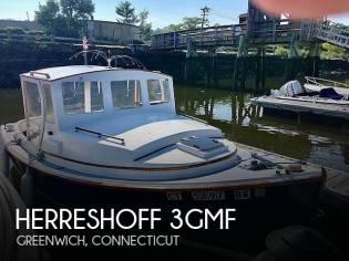 Herreshoff 18' Harbor Pilot