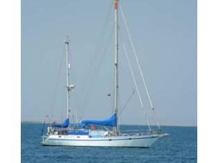 Custom 44' ANSO STEEL KETCH