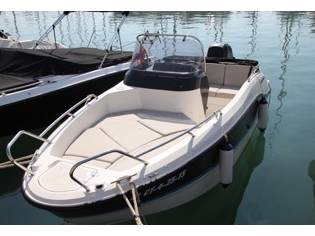 Quicksilver Activ 455 Open