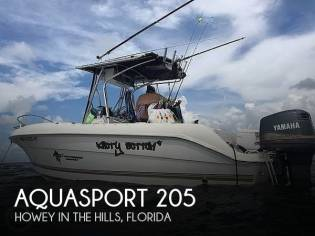 Aquasport 205 Osprey Tournament Series