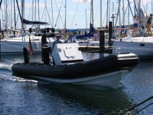 Custom TP Marine Hurricane RIB