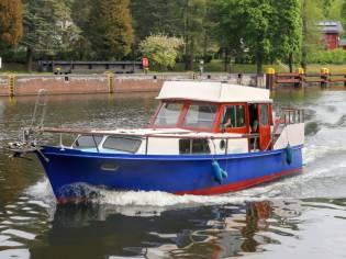 holländischer Werftbau Salonkruiser 1200 Ak