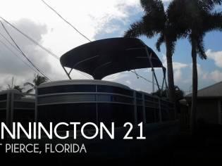 Bennington SX 21 Saltwater