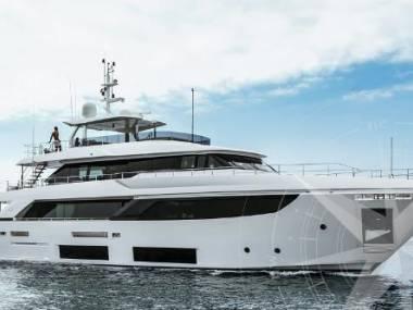 Ferretti Yachts Navetta 33m