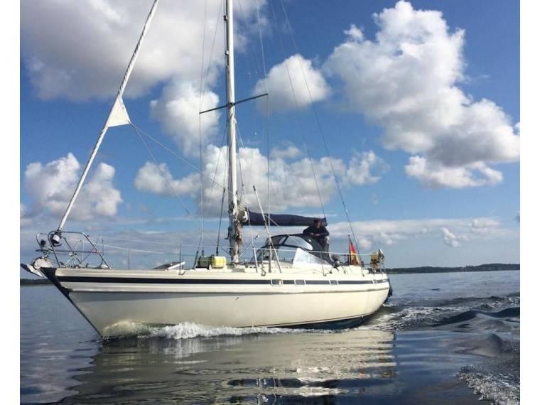 Segelyacht Contest 38 S (MM)