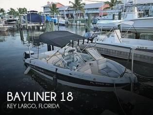 Bayliner 184 SF
