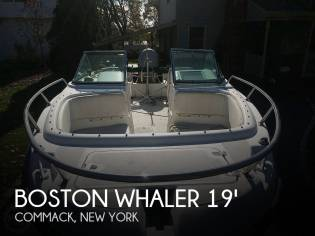 Boston Whaler Dauntless 20
