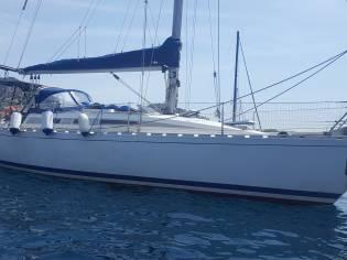 Beneteau first 375 admiral