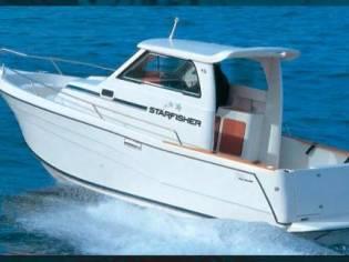 ST Boats 760 Walkaround