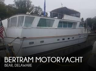 Bertram Motoryacht
