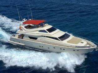 Ferretti Yachts FERRETI 80