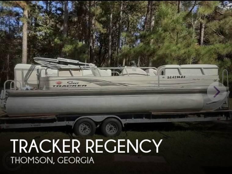 Regency Party Barge 27
