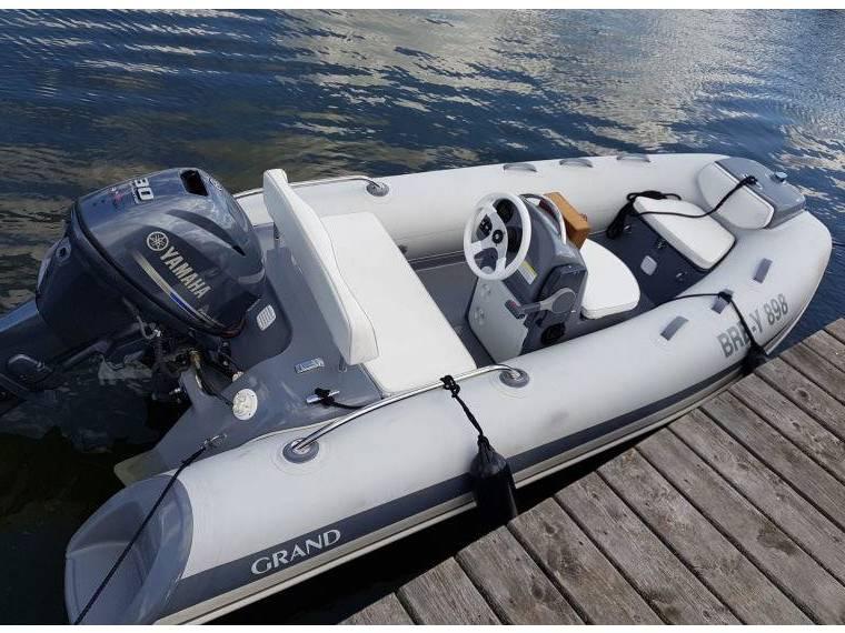 Schlauchboot G 380