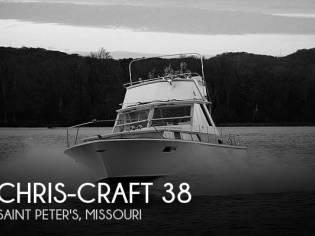 Chris-Craft 38 Commander Express