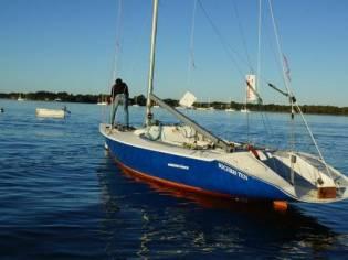 Precision Boatworks 11m One design