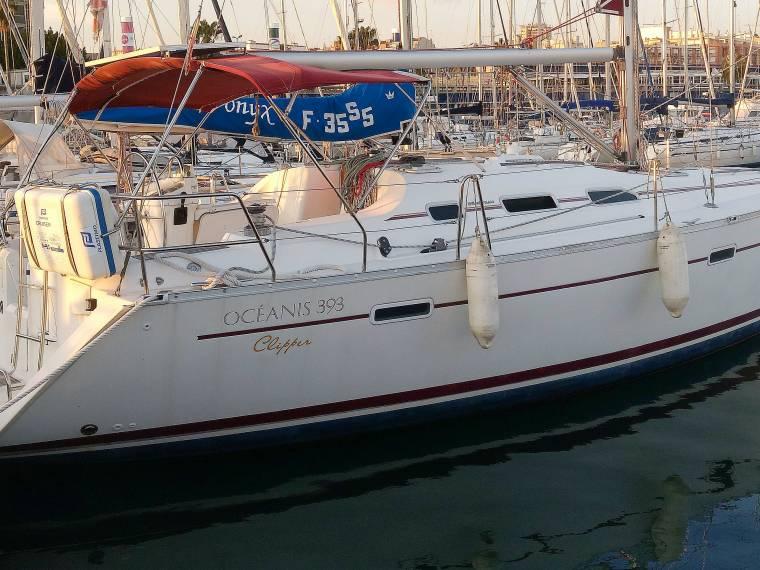 393 Oceanis Clipper