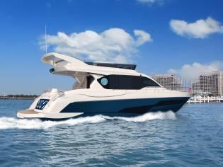 PUCCINI Yacht 65ft JING