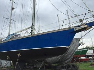 Custom Nemo 60 Steel Ketch