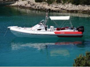 Italboats Stingher 29' Zephyr