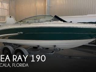Sea Ray 190 BR